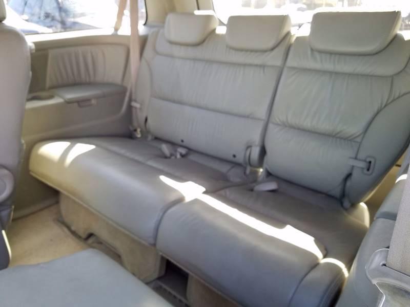 2007 Honda Odyssey TOURING - Thomasville NC