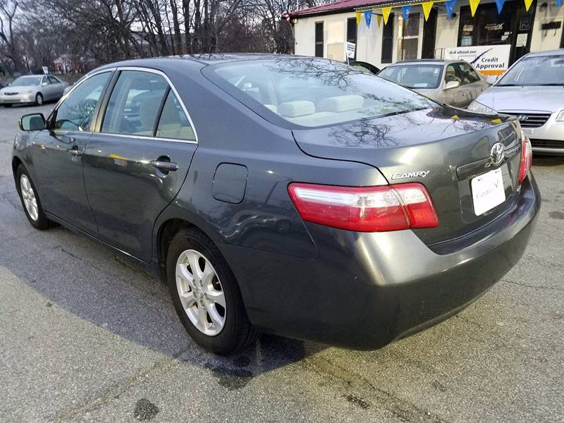 2009 Toyota Camry LE 4dr Sedan 5A - Thomasville NC