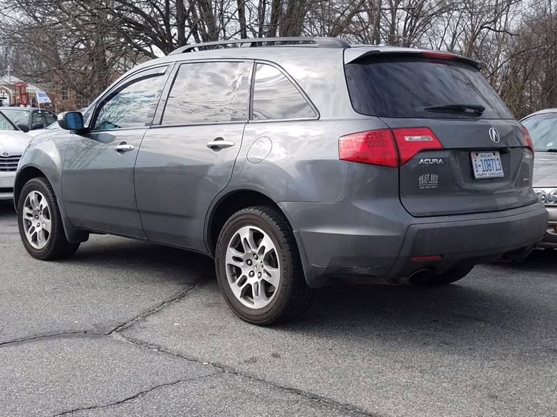 2007 Acura MDX SH-AWD 4dr SUV w/Technology and Entertainment Package - Thomasville NC