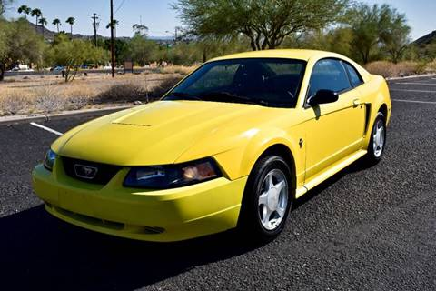 2003 Ford Mustang for sale in Phoenix, AZ