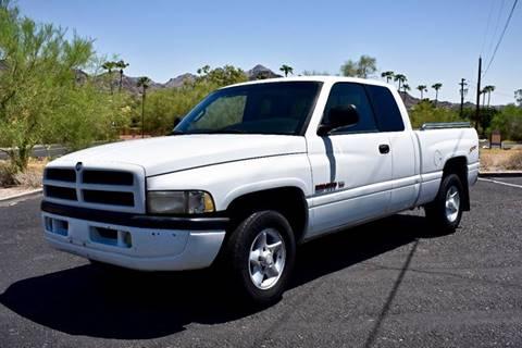 1998 Dodge Ram Pickup 1500 for sale in Phoenix, AZ