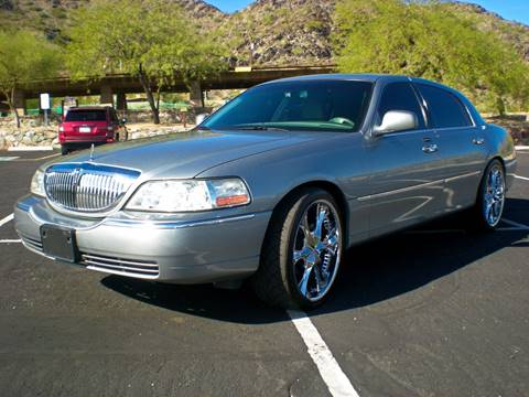 2006 Lincoln Town Car for sale in Phoenix, AZ