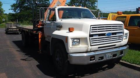1985 Ford F-800 for sale in Hatfield, PA