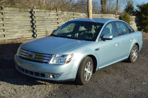 2008 Ford Taurus for sale in Hatfield, PA