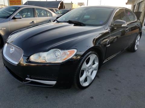 2009 jaguar xs