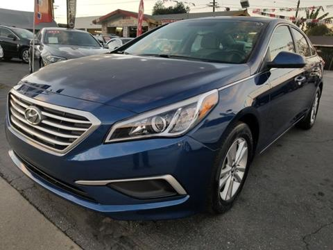2016 Hyundai Sonata for sale in Lawndale, CA