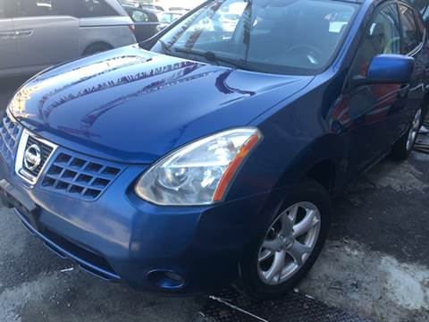 2009 Nissan Rogue for sale at Gallery Auto Sales in Bronx NY