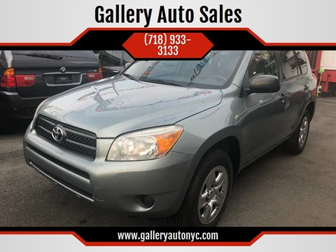 2008 Toyota RAV4 for sale at Gallery Auto Sales in Bronx NY