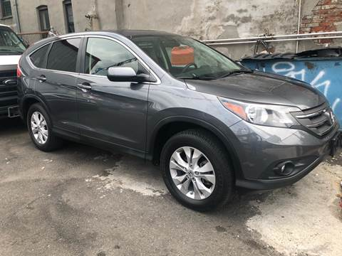 2013 Honda CR-V for sale at Gallery Auto Sales in Bronx NY