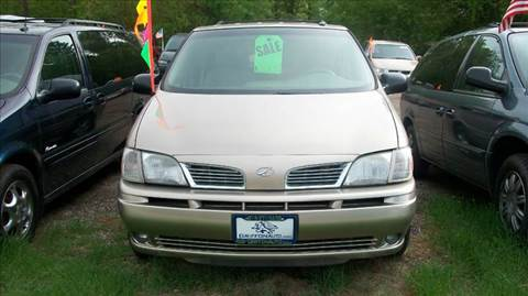 2003 Oldsmobile Silhouette for sale at Griffon Auto Sales Inc in Lakemoor IL