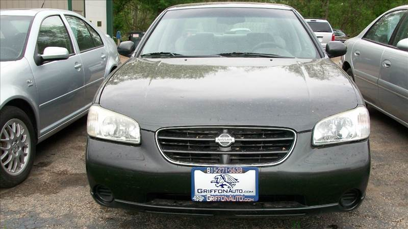 2001 Nissan Maxima for sale at Griffon Auto Sales Inc in Lakemoor IL