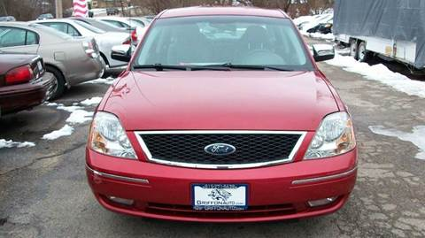 2006 Ford Five Hundred for sale at Griffon Auto Sales Inc in Lakemoor IL