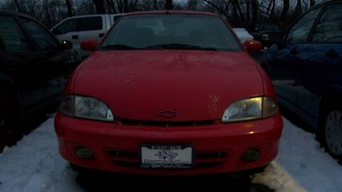 2002 Chevrolet Cavalier for sale in Lakemoor, IL