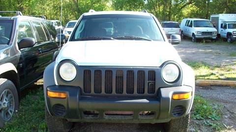 2002 Jeep Liberty for sale in Lakemoor, IL