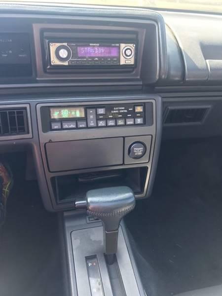 1993 Oldsmobile Cutlass Supreme 2dr Convertible - Burnet TX