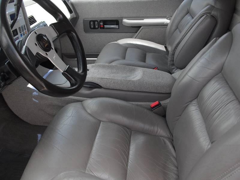 1991 Chevrolet C/K 1500 Series 2dr C1500 Standard Cab SB - Burnet TX