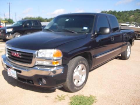 2006 GMC Sierra 1500 for sale in Burnet, TX