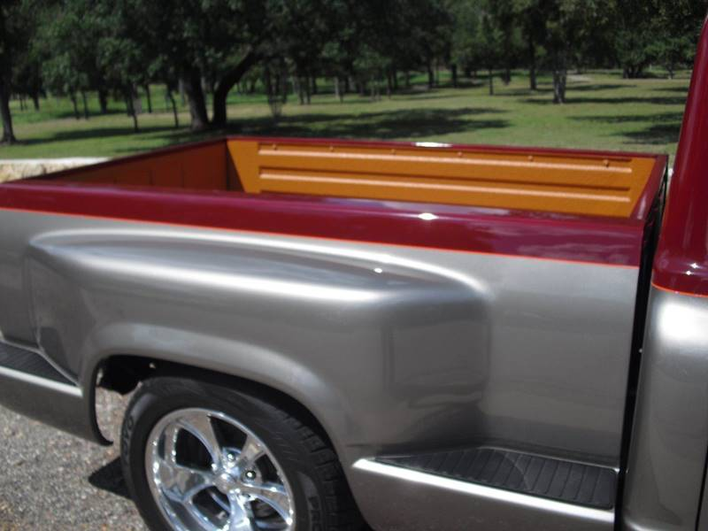 1970 Chevrolet C/K 10 Series custom - Burnet TX