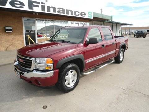 2005 GMC Sierra 1500 for sale in Scottsbluff, NE