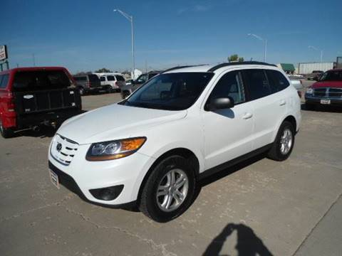 2010 Hyundai Santa Fe for sale in Scottsbluff, NE