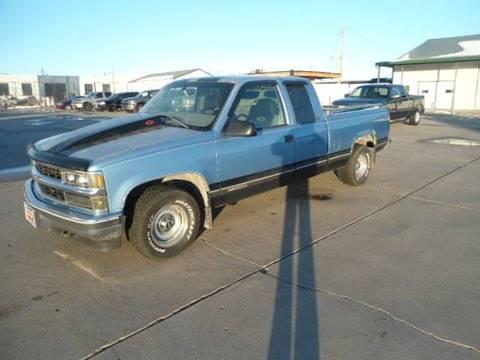 1996 GMC Sierra 1500 for sale in Scottsbluff, NE