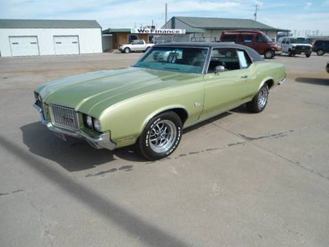 1972 Oldsmobile Cutlass Supreme for sale in Scottsbluff, NE