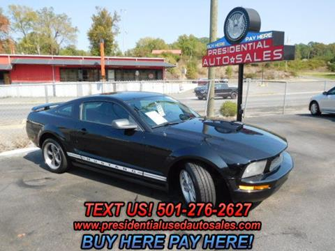 Presidential Auto Sales >> Presidential Auto Sales Used Cars Hot Springs Ar Dealer