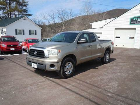 2007 Toyota Tundra for sale in Castleton, VT