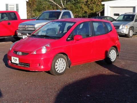 2008 Honda Fit for sale in Castleton, VT