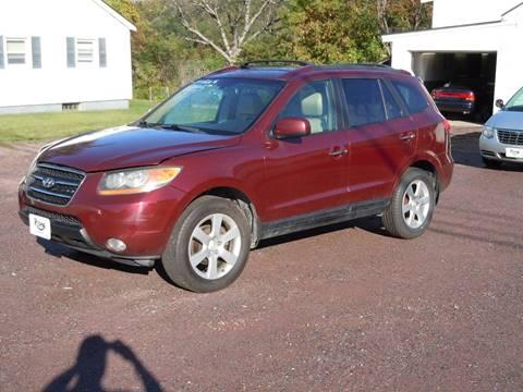 2007 Hyundai Santa Fe for sale in Castleton, VT