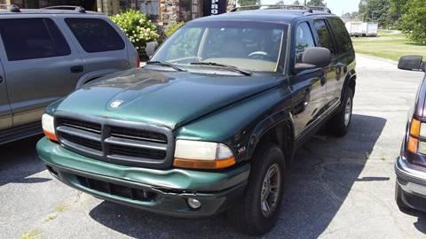 1998 Dodge Durango for sale in Fort Wayne, IN