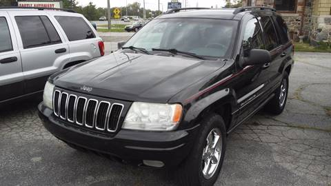 2002 Jeep Grand Cherokee for sale in Fort Wayne, IN