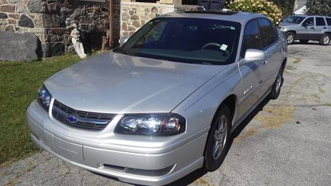 2004 Chevrolet Impala for sale in Fort Wayne, IN