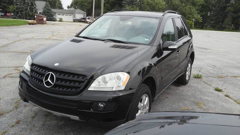 2006 Mercedes Benz M Class AWD ML 350 4MATIC 4dr SUV   Fort Wayne