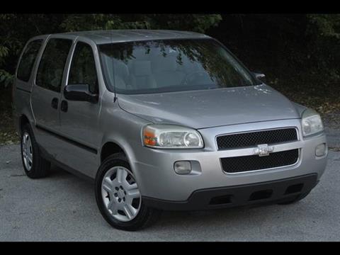 2007 Chevrolet Uplander for sale in Kansas City, KS