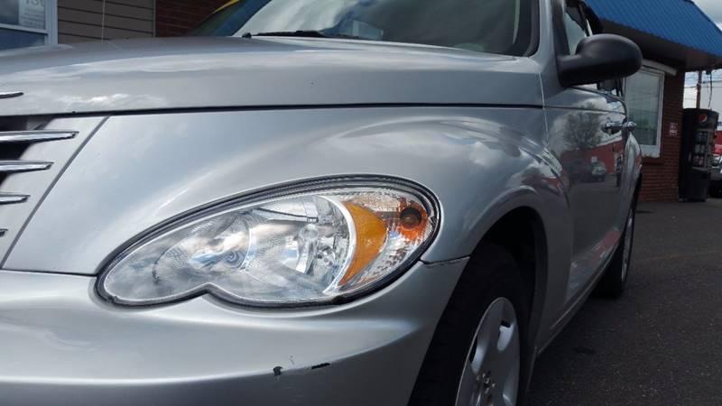 2007 Chrysler PT Cruiser 4dr Wagon - Holyoke MA