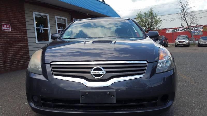 2007 Nissan Altima 2.5 S 4dr Sedan (2.5L I4 CVT) - Holyoke MA