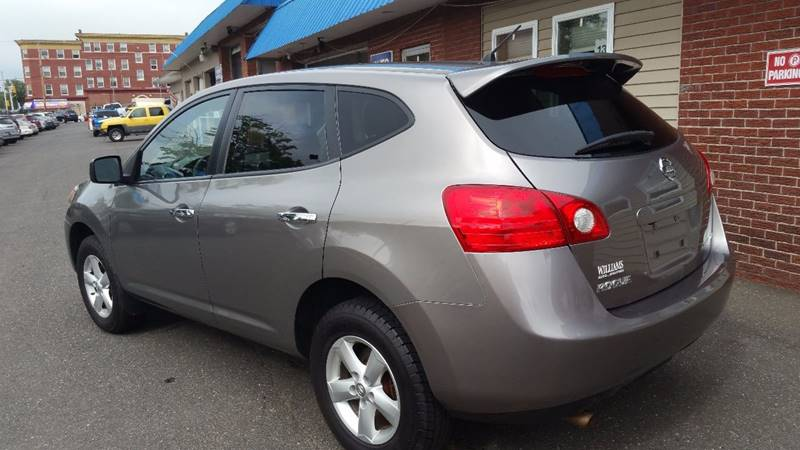 2010 Nissan Rogue AWD S 4dr Crossover - Holyoke MA