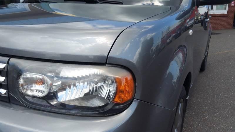 2010 Nissan cube 1.8 S Krom Edition 4dr Wagon - Holyoke MA