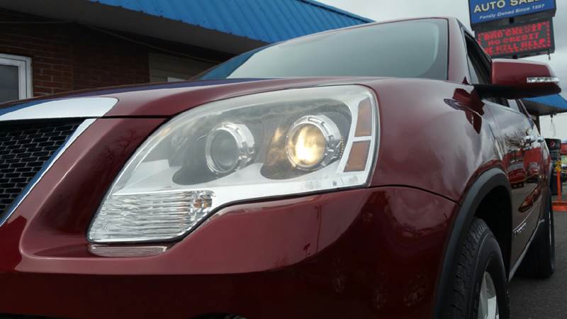2008 GMC Acadia AWD SLT-1 4dr SUV - Holyoke MA