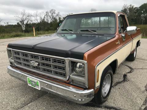 79 Chevy Truck >> 1979 Chevrolet C K 10 Series For Sale Carsforsale Com