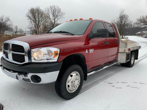 2010 Dodge Ram Chassis 3500 for sale in Hartford, WI
