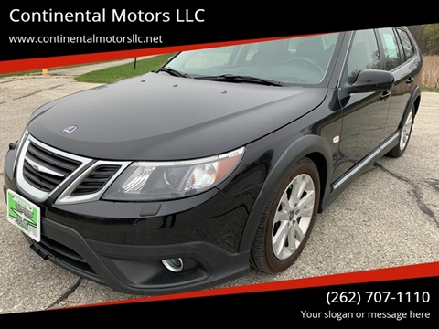 Saab For Sale >> Saab For Sale In Hartford Wi Continental Motors Llc
