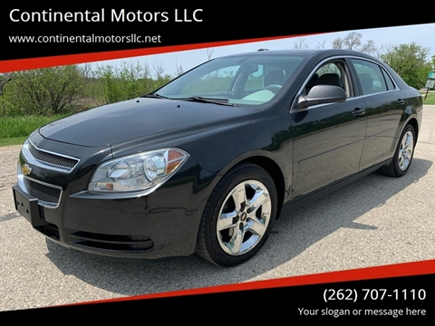 2012 Chevrolet Malibu for sale in Hartford, WI