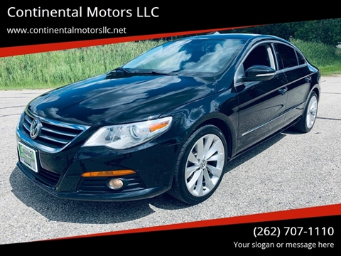 2010 Volkswagen CC for sale in Hartford, WI