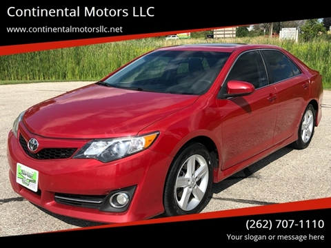 2012 Toyota Camry for sale in Hartford, WI