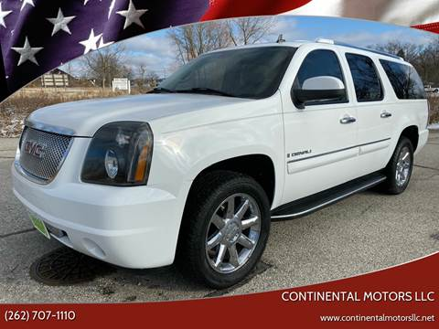 2008 GMC Yukon XL for sale in Hartford, WI
