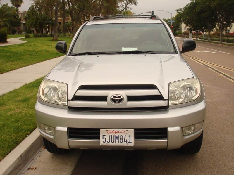2004 Toyota 4runner Sr5 4dr Suv In San Diego Ca Elite Motors