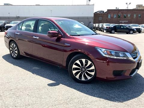 2015 Honda Accord Hybrid for sale in Richmond Hill, NY