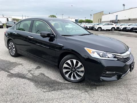 2017 Honda Accord Hybrid for sale in Richmond Hill, NY